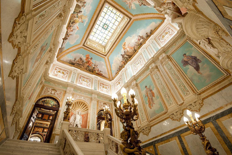 Visita al palacio de santo a y m s amigos madrid - Casa santona madrid ...