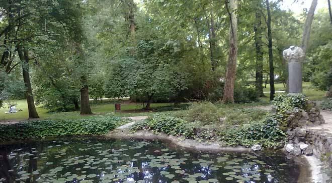 19 parques y jardines preciosos en madrid