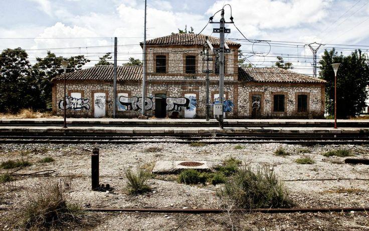 Lugares abandonados en madrid - Casa de franco torrelodones ...