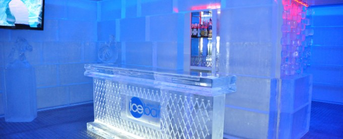 Ice Bar Madrid