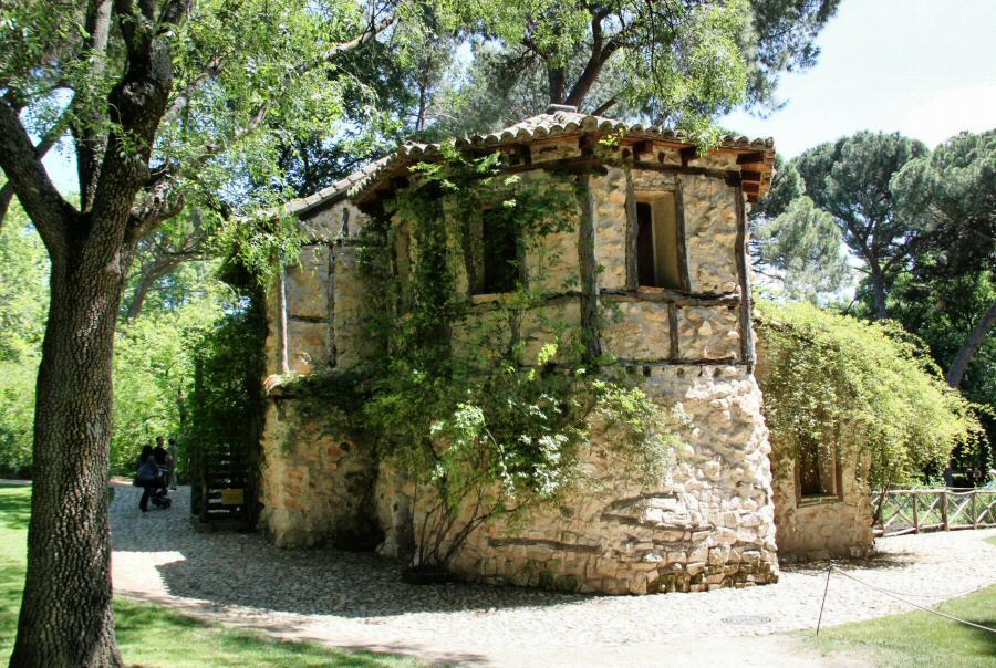 16 sitios rom nticos para ir con tu novia en madrid for El jardin romantico
