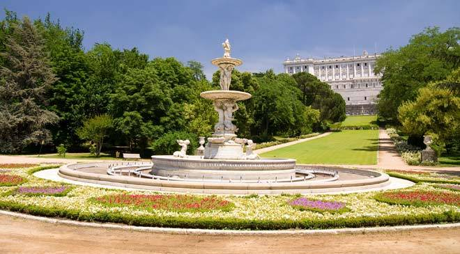 19 parques y jardines preciosos en madrid for Jardines del moro
