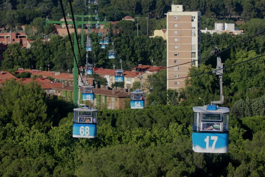 17 rutas y excursiones cerca de madrid para hacer el fin de semana - Hoteles cerca casa campo madrid ...