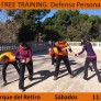 Free Training: Defensa Personal en el Retiro